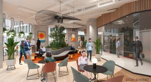 Ruszyły prace nad powiększeniem powierzchni biurowej Placu Unii