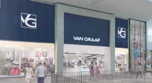 Van Graaf wprowadza koncept bieliźniany w wybranych sklepach