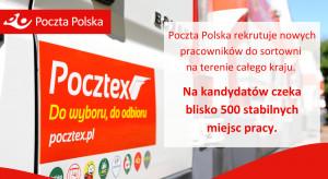 Poczta Polska szuka kurierów i pracowników sortowni