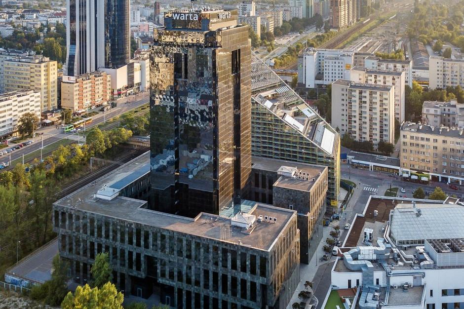 Wielka transakcja na rynku biurowym. Globalworth sprzedaje pięć biurowców w Warszawie za 123 mln euro