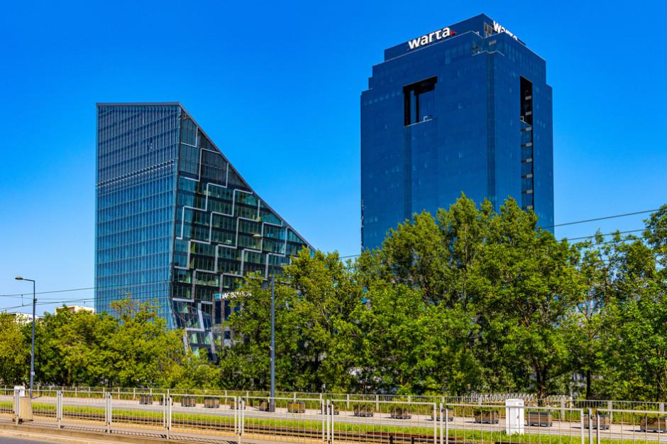 Biurowiec w centrum Warszawy przejdzie całkowitą renowację. Nowy właściciel Warta Tower zainwestuje 30 mln euro