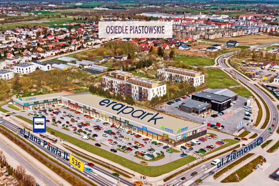 Sieć parków handlowych Era Park urośnie. W budowie obiekty w Iławie i Warszawie