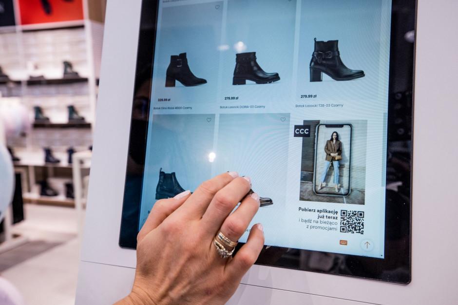 Polska firma Nanovo stworzyła koncept e-kiosków dla CCC