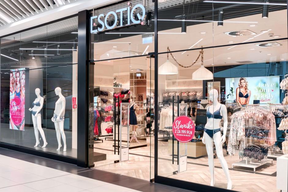 Esotiq & Henderson chce otworzyć w tym roku 11 sklepów z bielizną