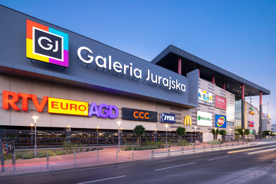 New Balance otwiera sklep w Galerii Jurajskiej w Częstochowie