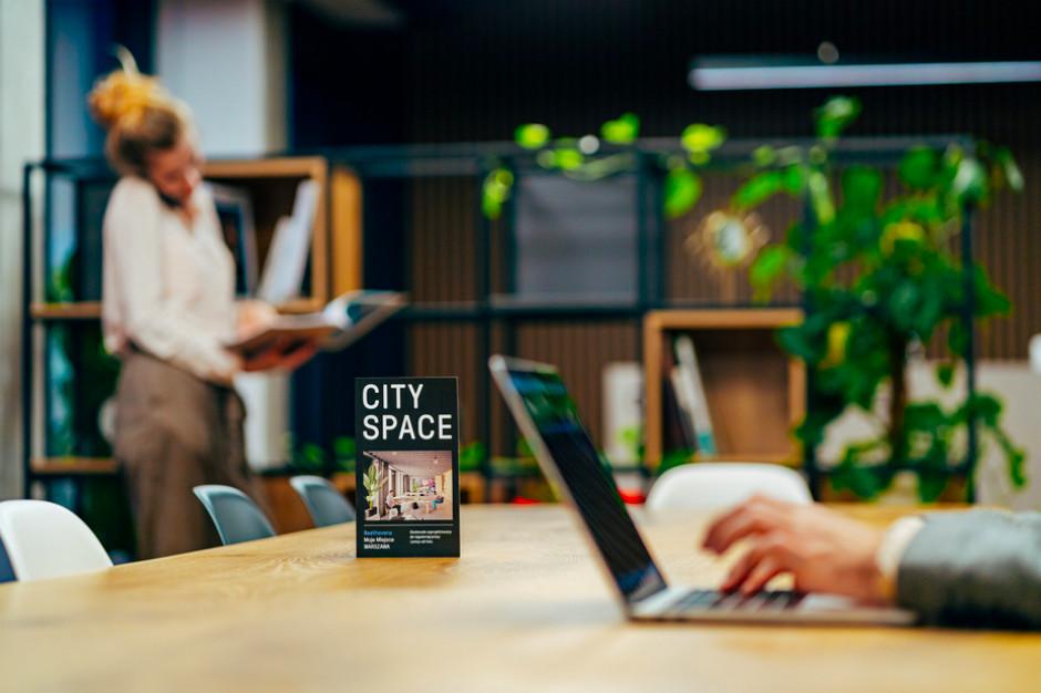 CitySpace świętuje jubileusz. Jak zmienił się rynek biur elastycznych?