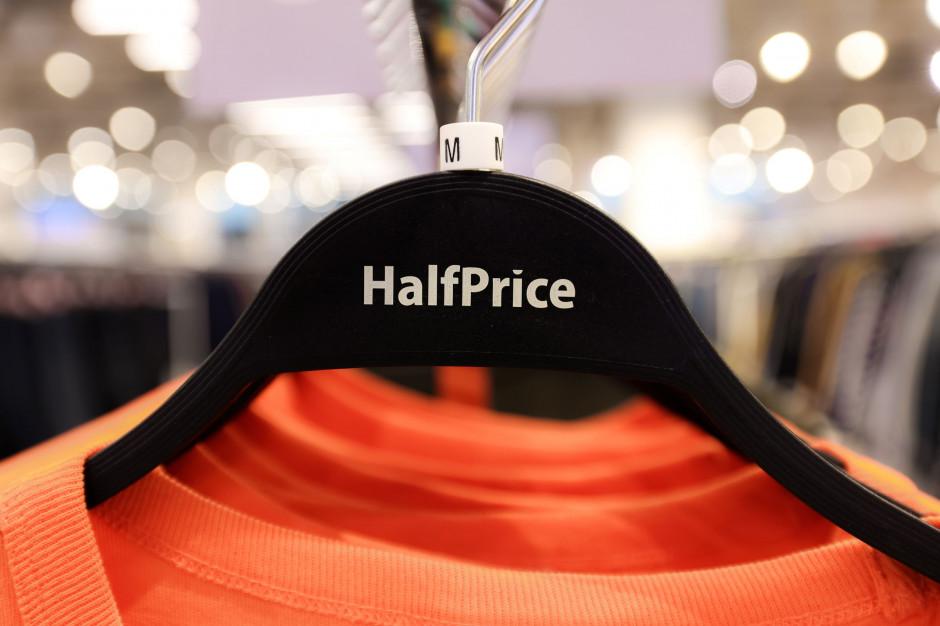 HalfPrice otwiera kolejne sklepy i zapowiada uruchomienie sprzedaży online