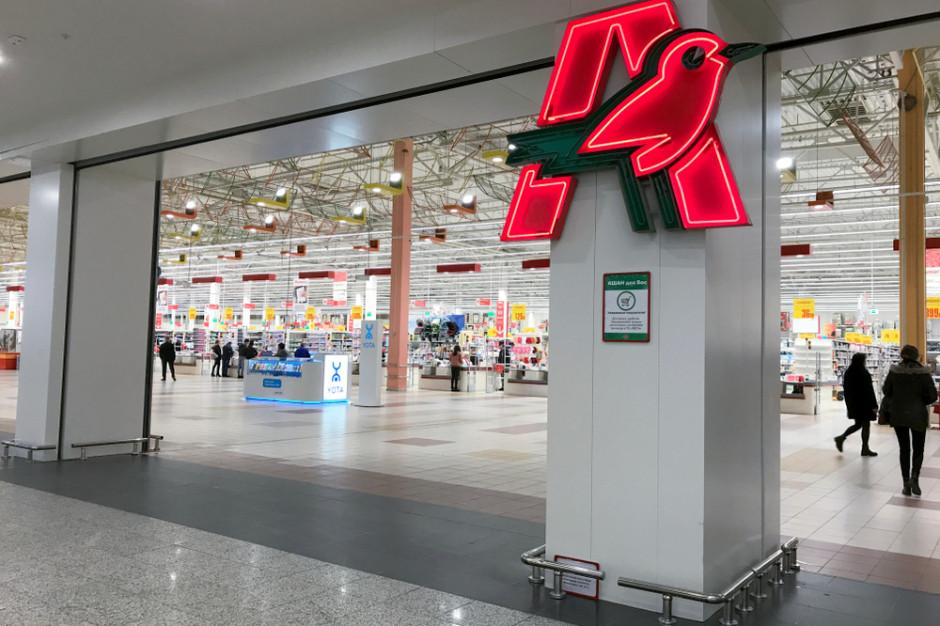 W sklepach Auchan będzie można odbierać internetowe zamówienia