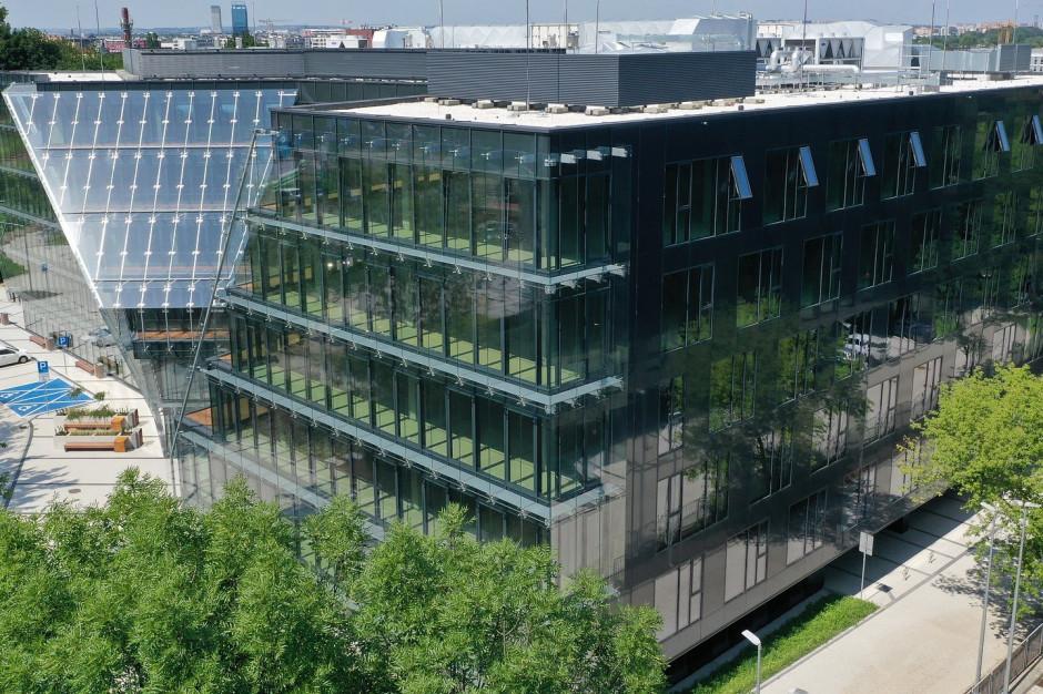 Trzy spółki z Grupy Budimex wprowadzają się do biurowca Cavatina Holding