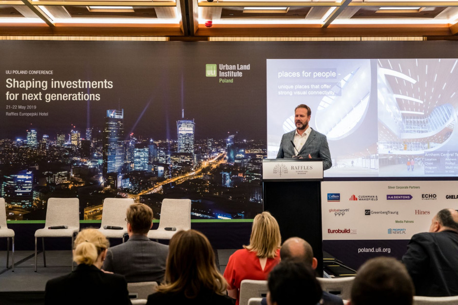 Światowe gwiazdy rynku nieruchomości na konferencji ULI Poland