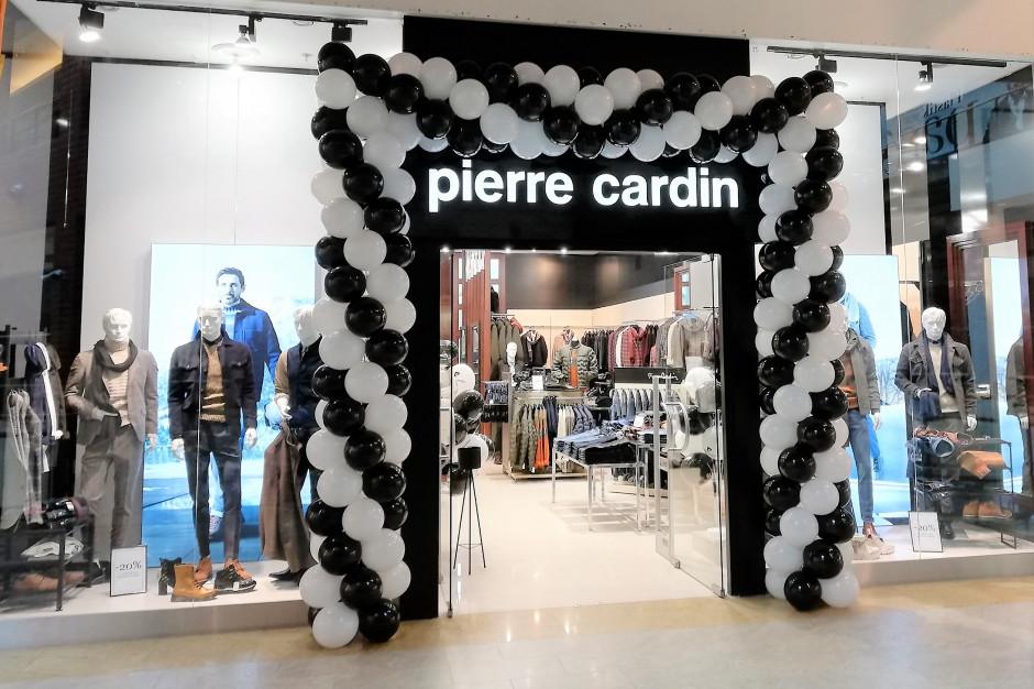Pierre Cardin już otwarty w krakowskim centrum handlowym Bonarka