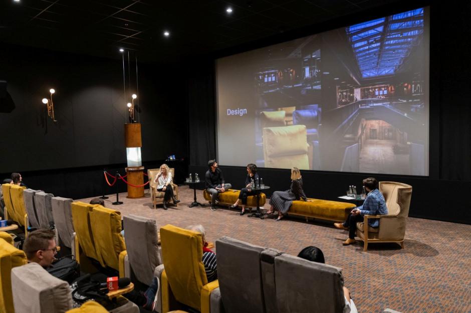 KinoGram w Fabryce Norblina stawia na kulturę w oscarowym stylu