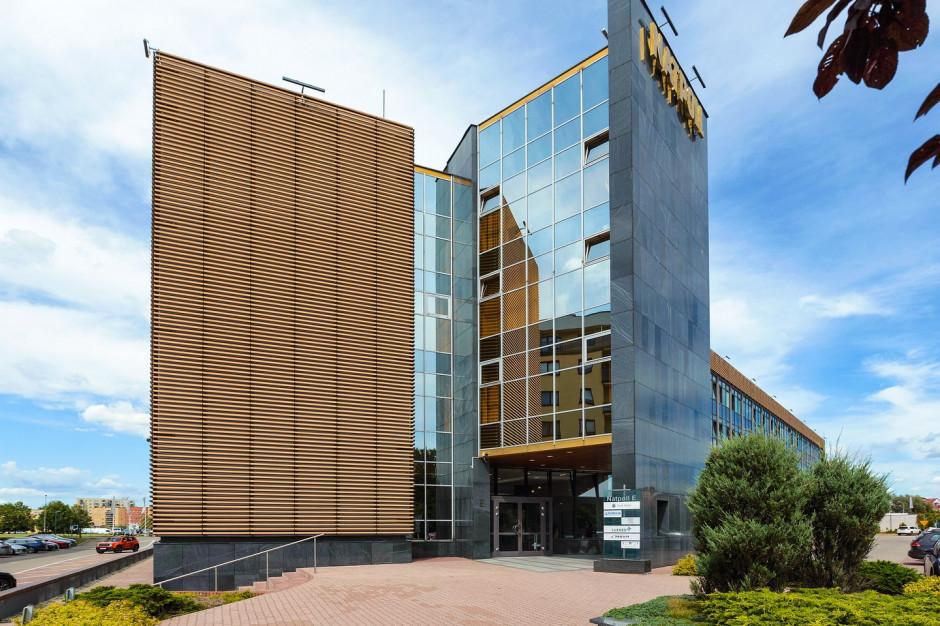 Biurowiec Natpoll Business Center na warszawskim Ursynowie pod skrzydłami MVGM