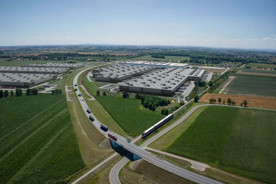 GLP startuje z budową Wrocław V Logistics Centre