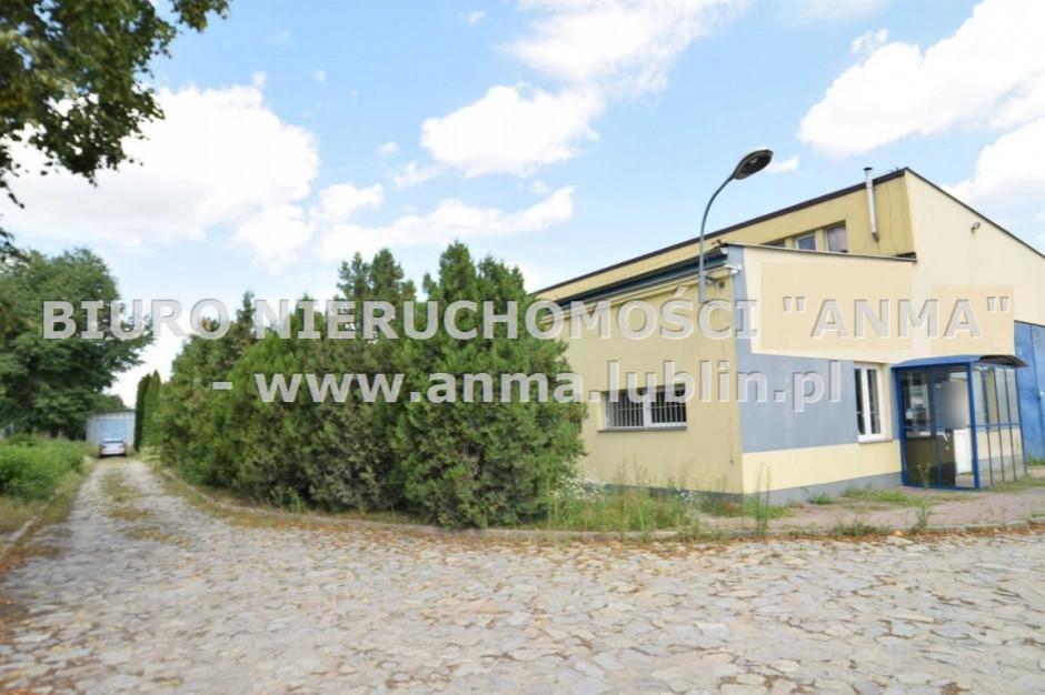 Lublin: Obiekt produkcyjno-magazynowo-biurowy na sprzedaż