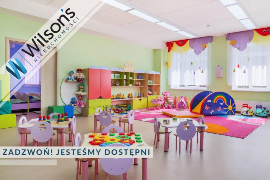 Funkcjonujące przedszkole na warszawskim Mokotowie na sprzedaż
