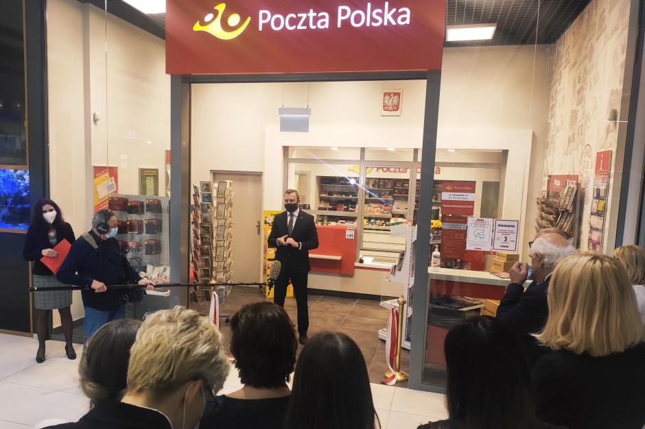 Galeria Północna z placówką Poczty Polskiej