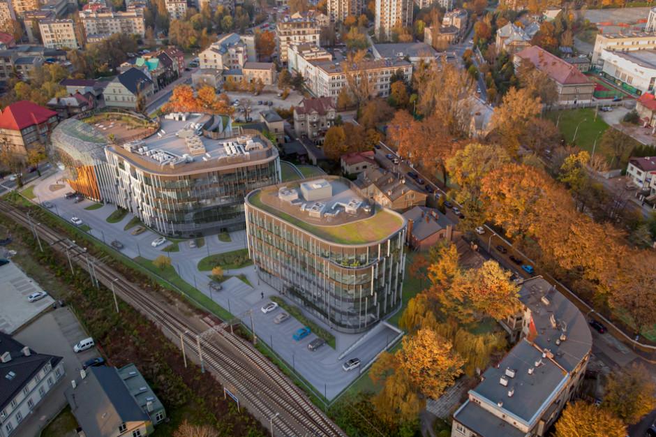 Duża umowa najmu w Bielsku-Białej. Murapol bierze ponad pół biurowca Cavatina Hall