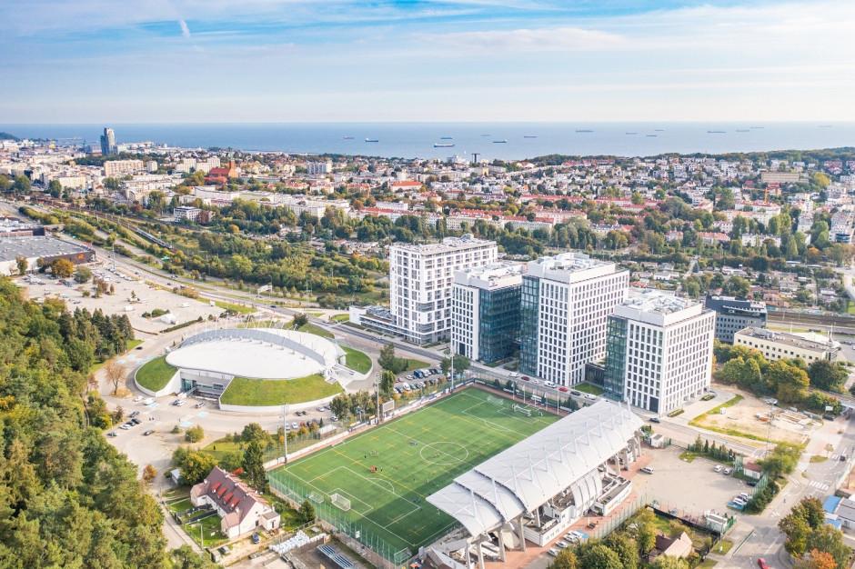 Kompleks biurowy w Gdyni z zielonym światłem na użytkowanie