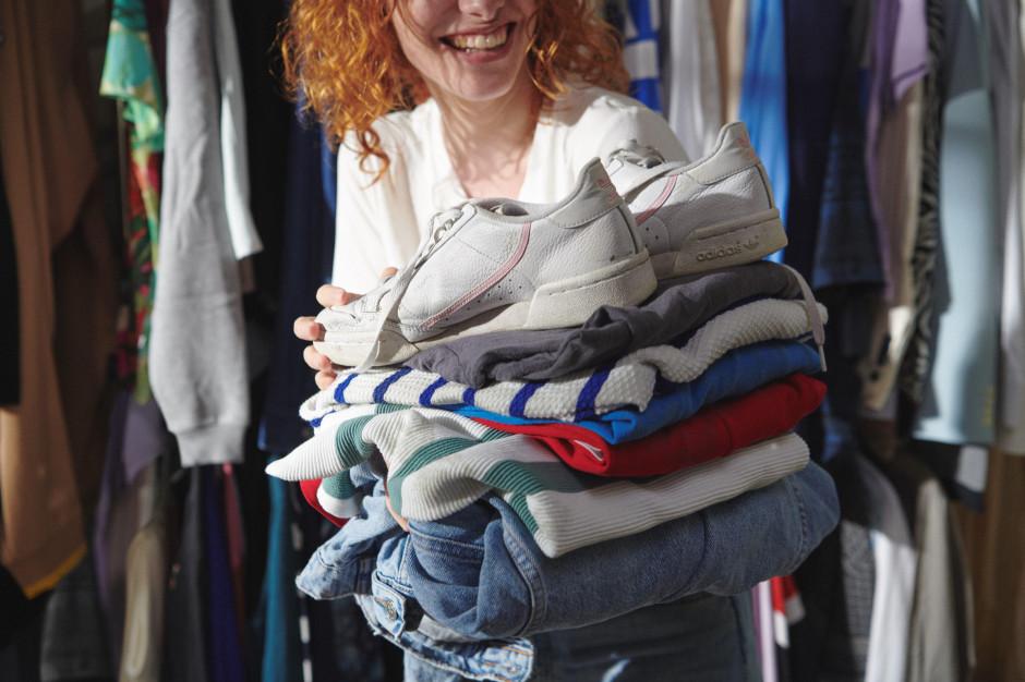Nowy, globalny trend. Adidas też rusza z platformą dla używanych rzeczy