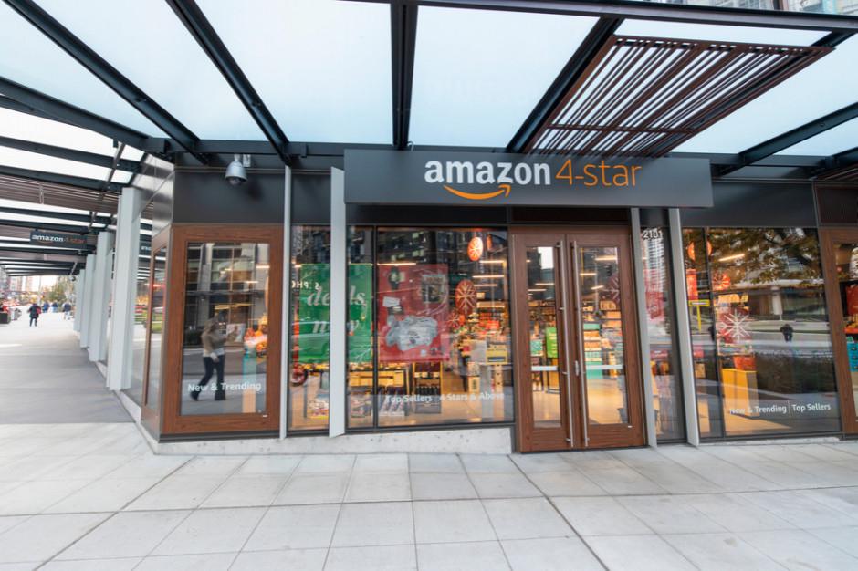Amazon 4-star zadebiutował w Europie
