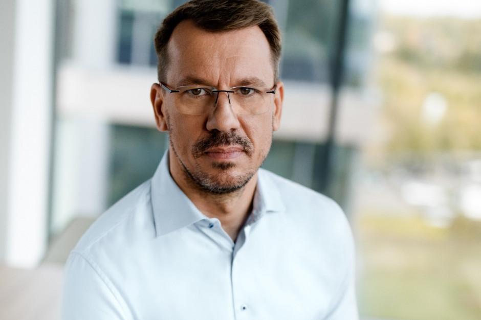 Maciej K. Król przechodzi z  Business Link do GTC