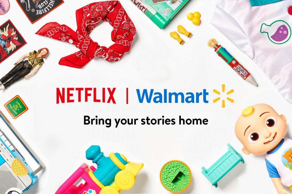 Walmart i Netflix otwierają sklep internetowy z gadżetami z filmów Squid Game czy Stranger Things