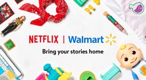 Walmart i Netflix łączą siły