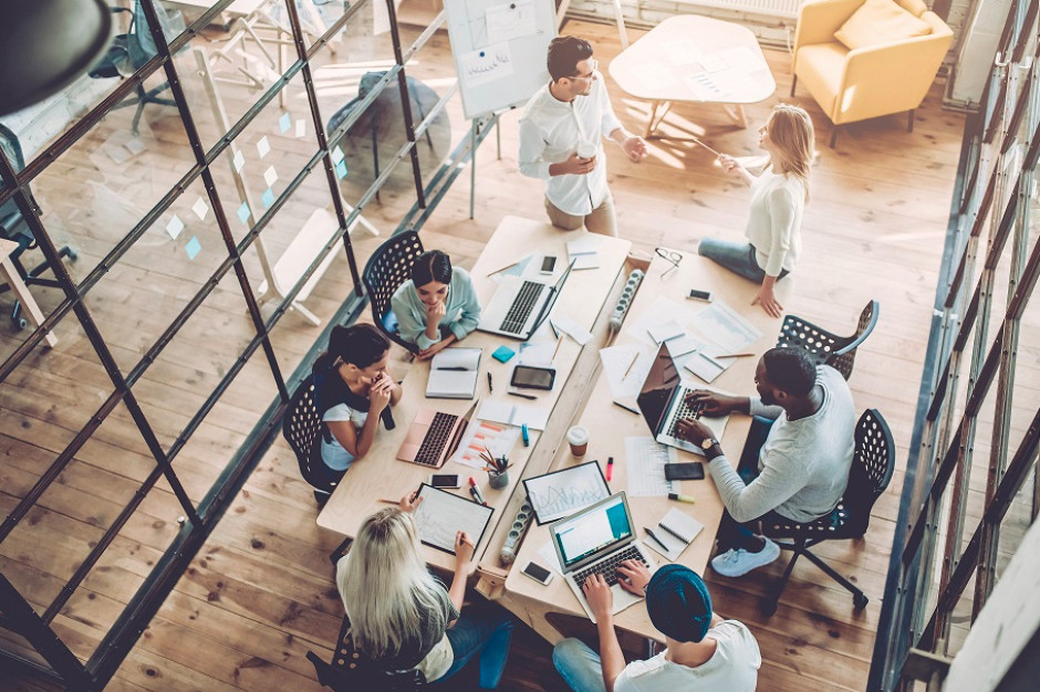 Coworking w centrach handlowych? New Work widzi w tym szansę