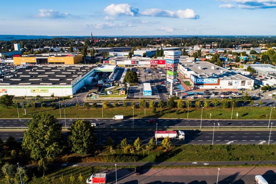 Park handlowy MMG Centers Szczecin w komplecie. Wśród najemców Aldi i Flügger