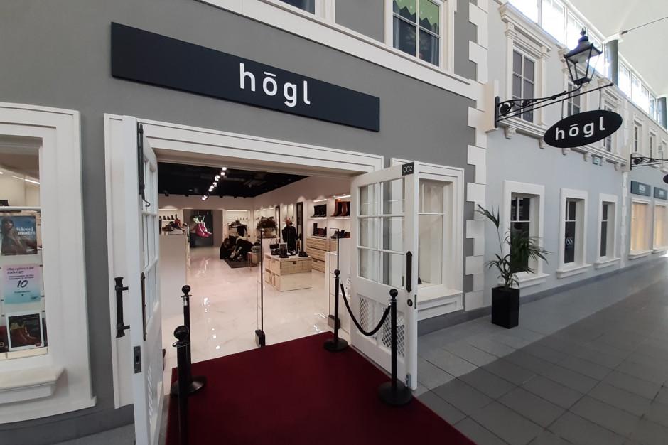 Högl powiększył salon w Designer Outlet Warszawa