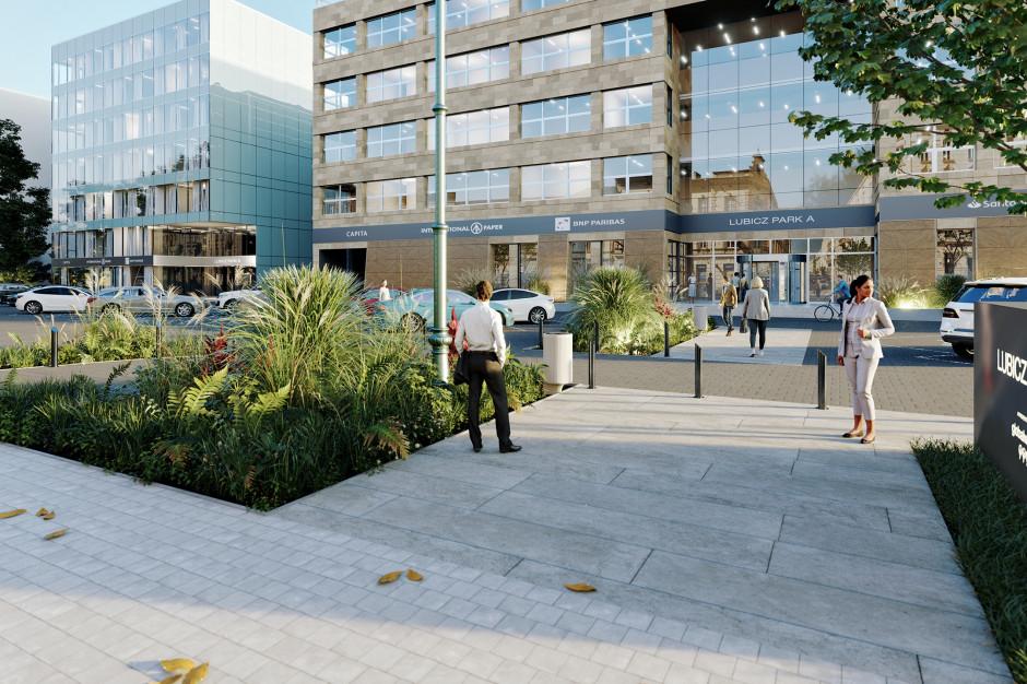 Globalworth inwestuje w metamorfozę Centrum Biurowego Lubicz w Krakowie