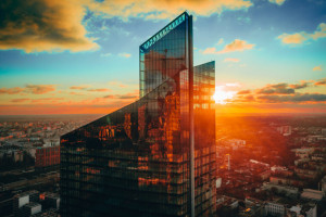 Rekordowo szybka transakcja. Booksy bierze całe piętro wieżowca Skyliner
