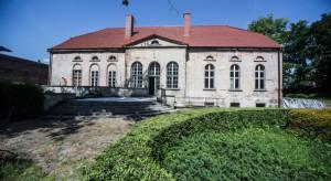 Pałac z parkiem w województwie zachodniopomorskim na sprzedaż
