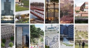 Warszawa w budowie. TOP 20 najciekawszych projektów, które odmienią miasto