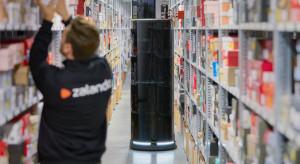 Zalando zwiększa zatrudnienie... robotów w swoich centrach logistycznych