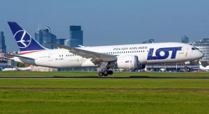 LOT pozywa Boeinga