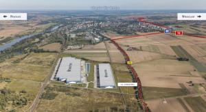 Głogów staje się ważną lokalizacją na biznesowej mapie Dolnego Śląska, a jego rozwój napędza Panattoni